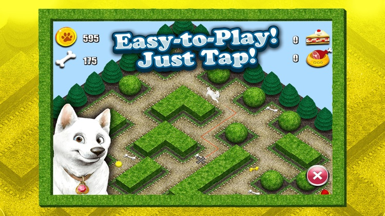 Cool Dog 3D My Cute Puppy Maze Game for Kids Free