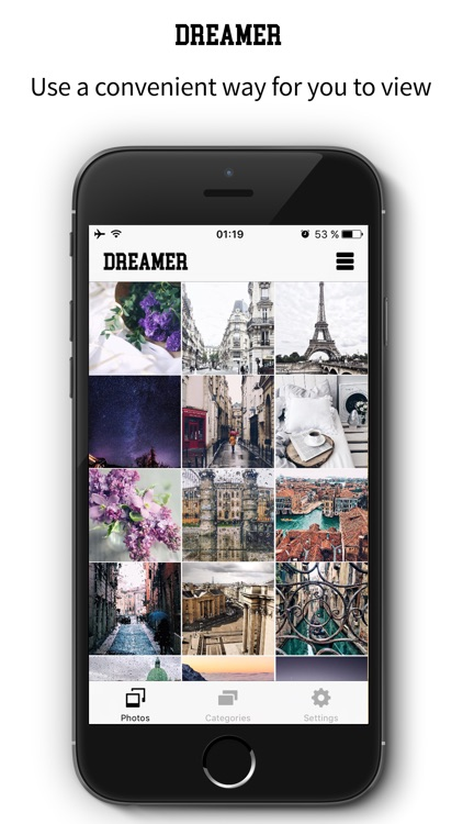 Dreamer app