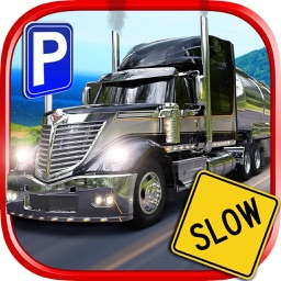 Extreme Truck Driver - Truck Parking Simulator 3D