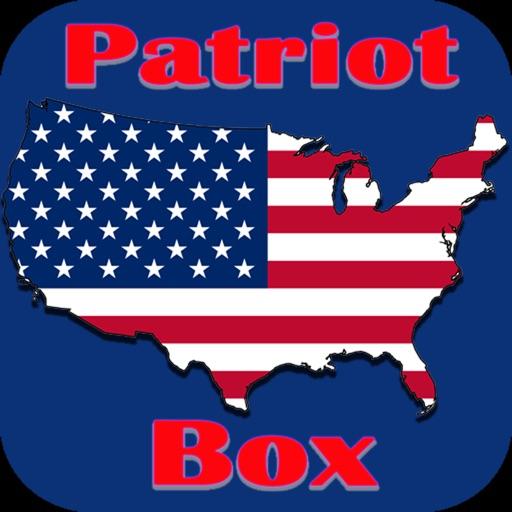 Patriotic Music Box