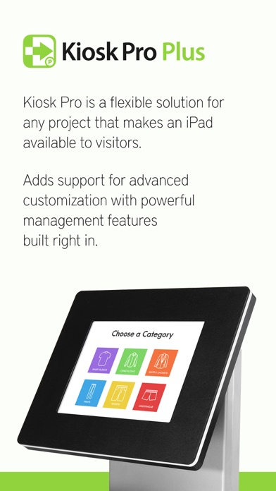 Kiosk Pro Plus review screenshots