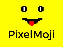 PixelMoji's has all that old school 8-bit pixle love you've been missing