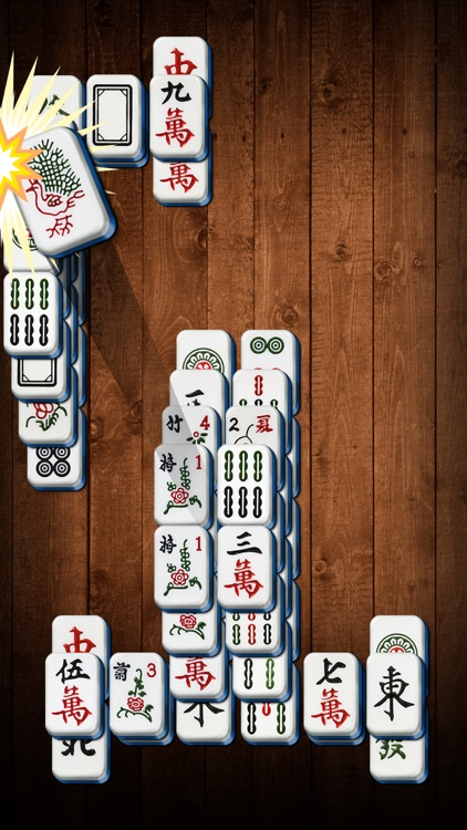 Mahjong Shanghai Jogatina - Solitaire Board Game screenshot-1