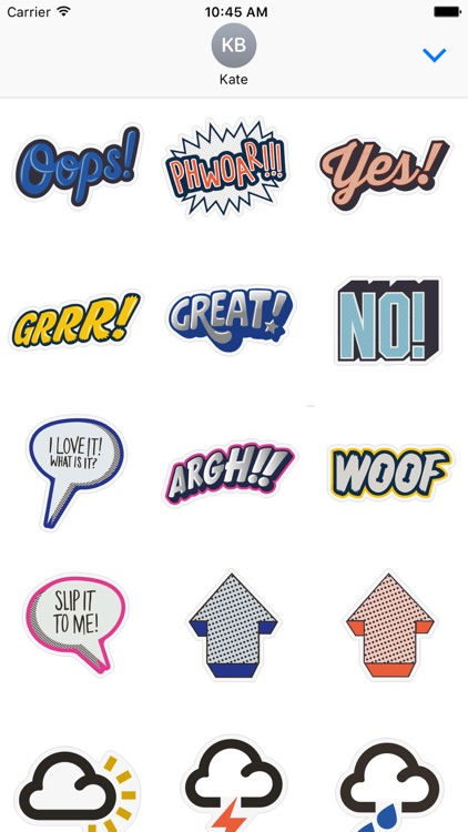 Anya Hindmarch Sticker Shop screenshot-2