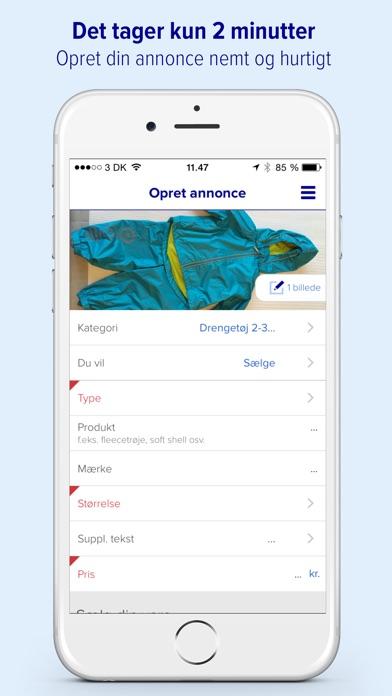 Screenshot for DBA: Den Blå Avis in Denmark App Store