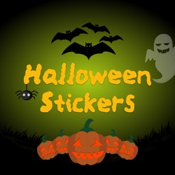 Awesome Halloween Stickers