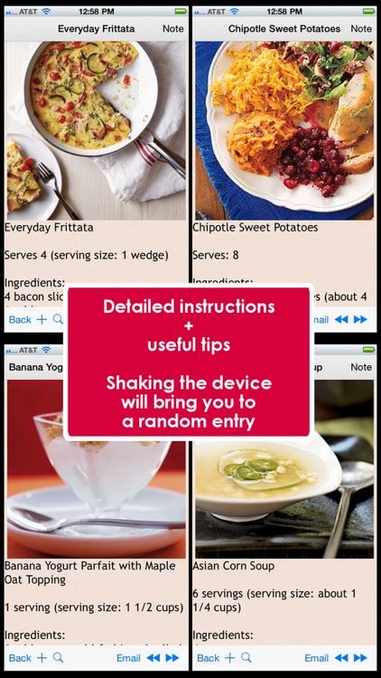 Pregnancy Recipes Plus+
