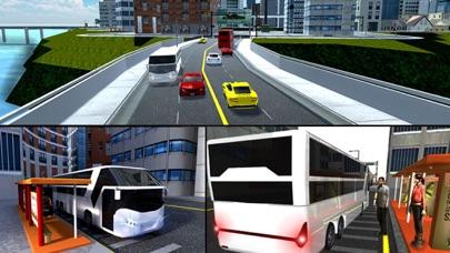 City Tourist Bus Coach 2016 screenshot four