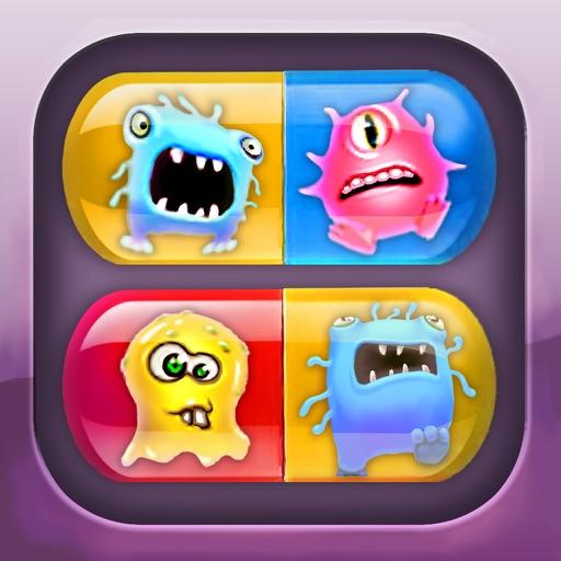 Super Pill War - Dr Mari vs Virus Bros iOS App