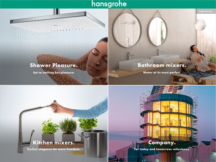 Hansgrohe Showroom