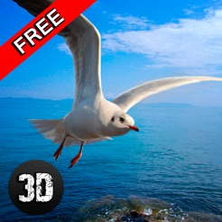 Seagull Bird Survival Simulator 3D on the App Store