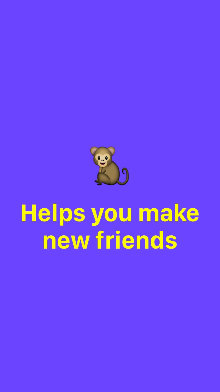 Fun with friends app