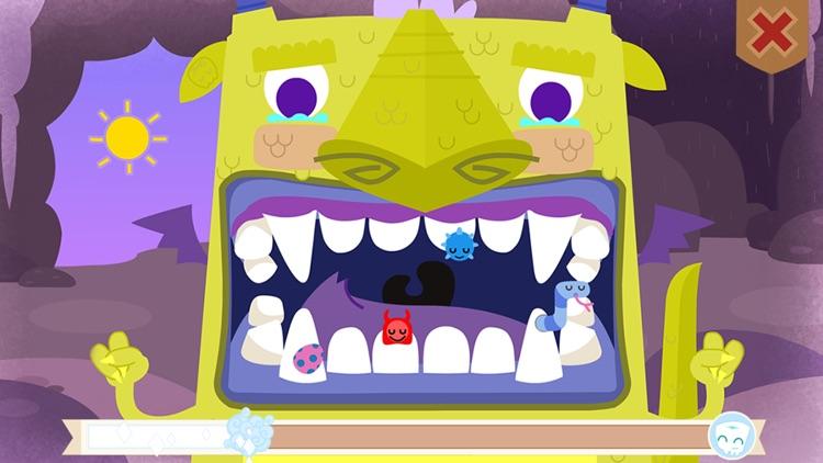Toothsavers Brushing Game