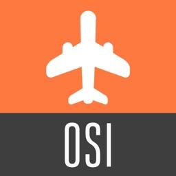Osijek Travel Guide with Offline City Street Map
