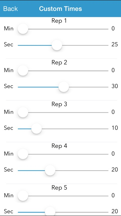 Ultra Timer Pro - Simple Interval And Tabata Timer screenshot-3