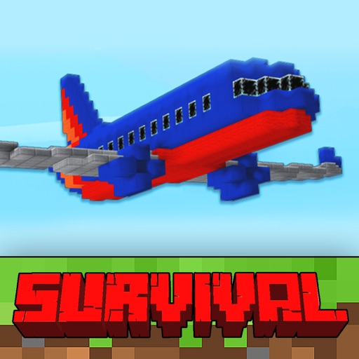 Aircraft Survival: Flight Simulator Planes Game iOS App