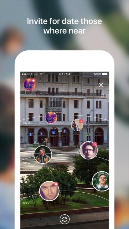 Privet – date, chat, meet