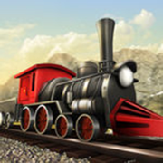 Train Simulator 3D HD - Free train driving games