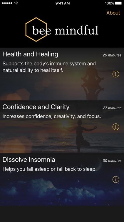 Bee Mindful – Yoga Nidra Meditation