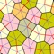 This app creates a Voronoi/Delaunay diagram from inputted generating points