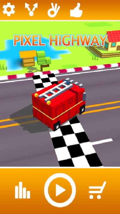 Pixel Highway screenshot-0
