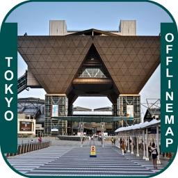 Tokyo_Japan Offline maps & Navigation