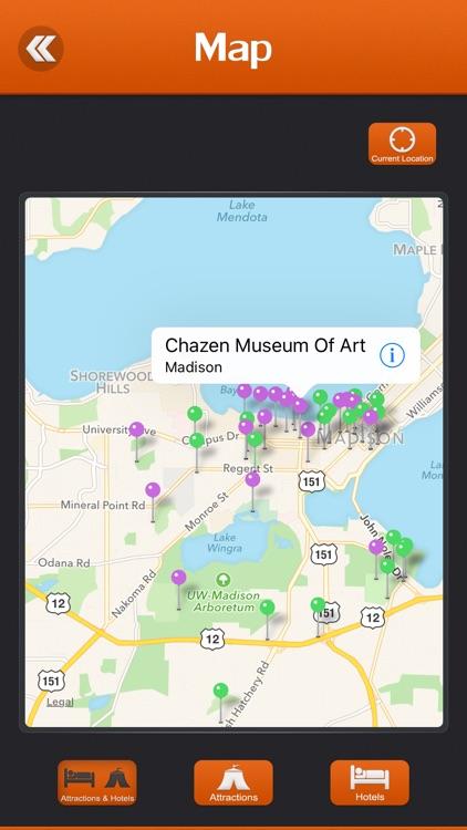 Madison City Travel Guide screenshot-3