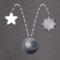 Move Your Ball! Collect bonuses. Avoid the bombs.