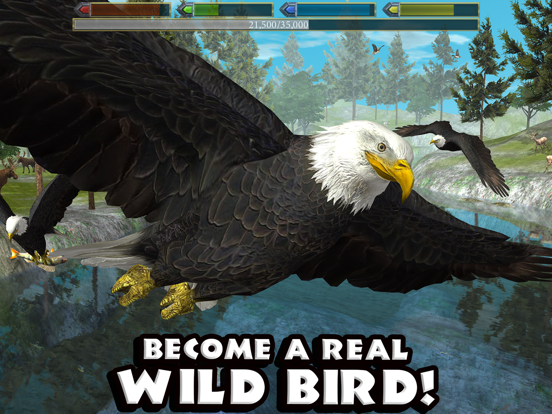 Ultimate Bird Simulator на iPad
