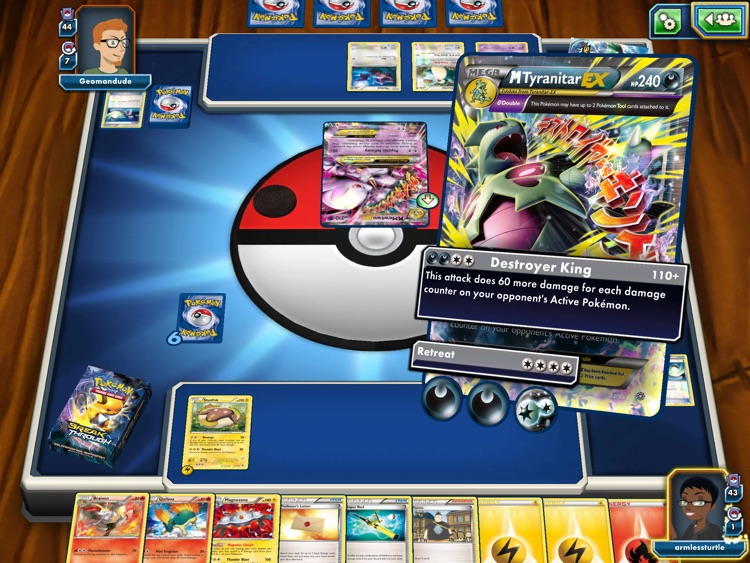 Pokémon TCG Online screenshot-2