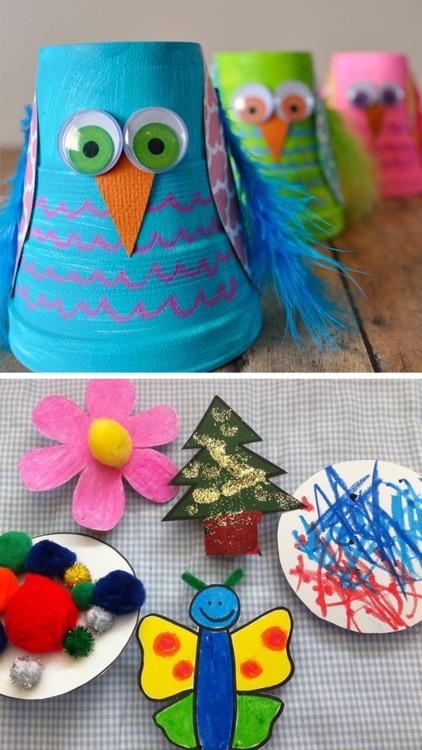 Creative Craft Ideas - Arts & Crafts Designs Ideas