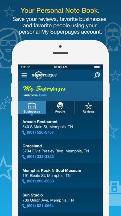 Superpages Local Search screenshot-4