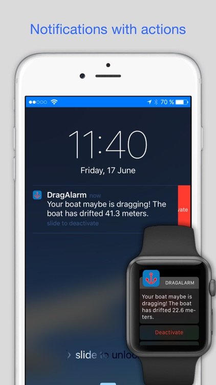 DragAlarm (Anchor guard) screenshot-3