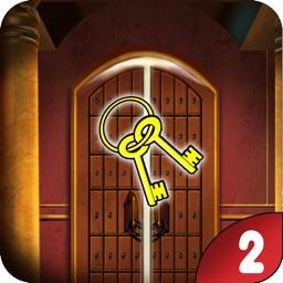 密室逃脱:神秘公寓逃亡2