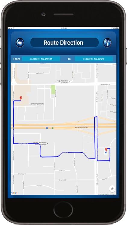 Fairfax (CUE) Virginia USA where is the Bus screenshot-4