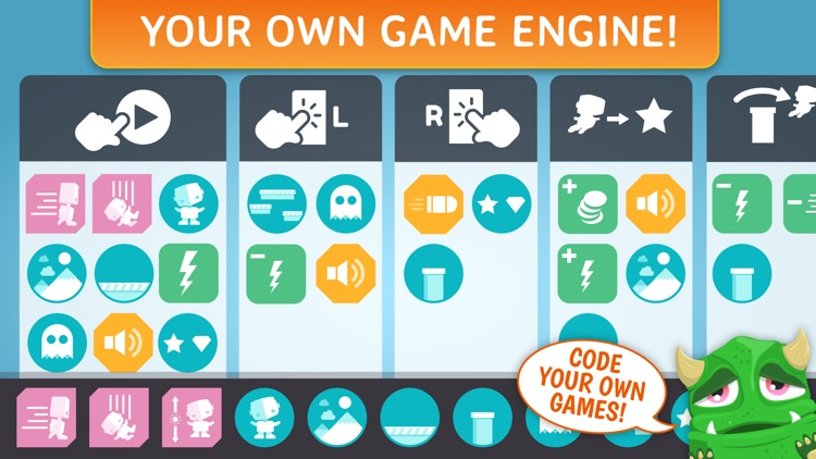 Coda Game - Make your Own Games screenshot-3