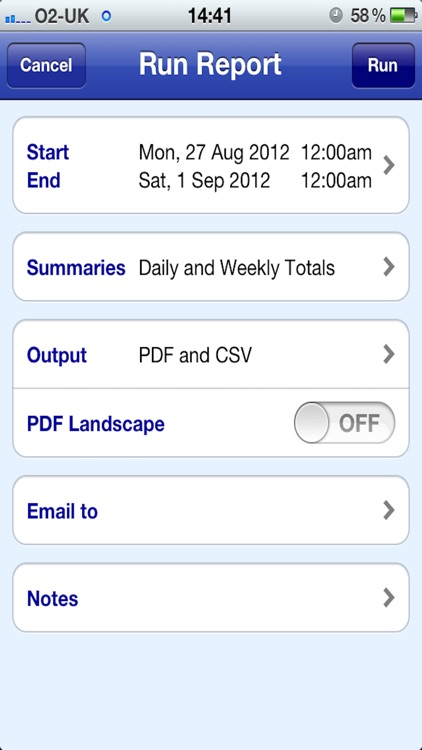 Pay Diary screenshot-3