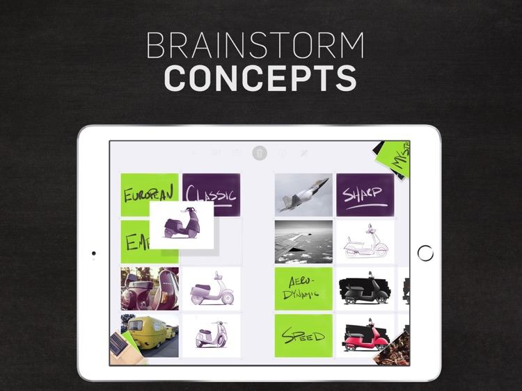 Forge - Brainstorm and organize your ideas screenshot-0