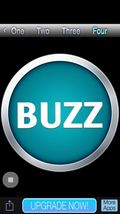 Gameshow Buzz Button screenshot-3
