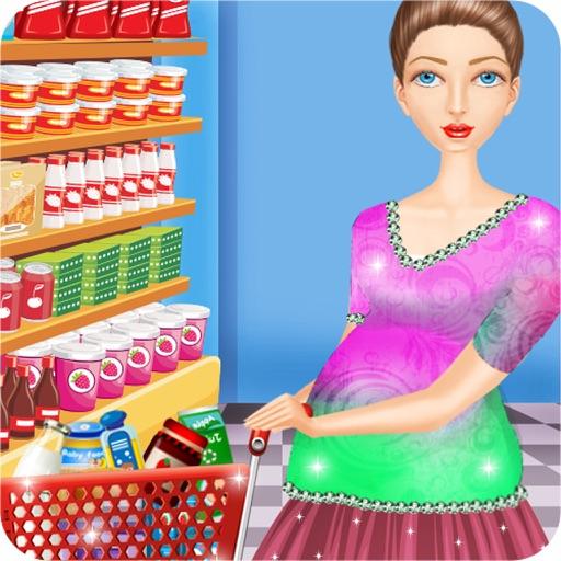 Супермаркет мама продуктовые покупки игры для дево