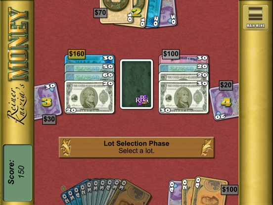 Screenshot #2 for Reiner Knizia's Money