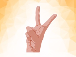 Finger Sign - Fx Sticker