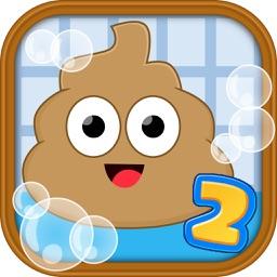 Farting Poo Flip Up! - Jump, Fart & Flying Goo