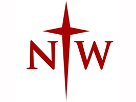 Whether you're heading to chapel or grabbing lunch at the Hub, say it with style with NWC stickers