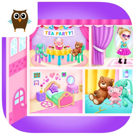 Doll House 2 - Toy Tea Party