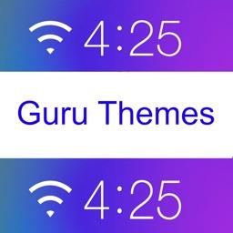 Guru Themes - LockScreen Theme & Wallpapers With Creativity