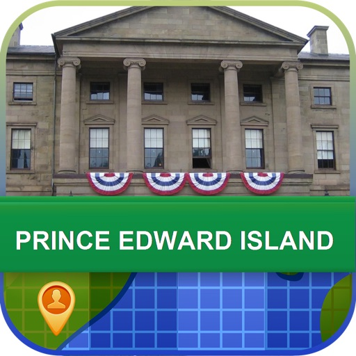 Prince Edward Island Map - World Offline Maps