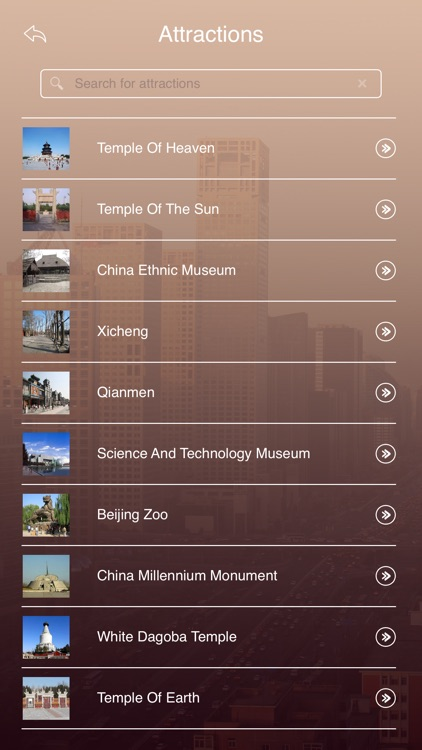 Tourism Beijing screenshot-2
