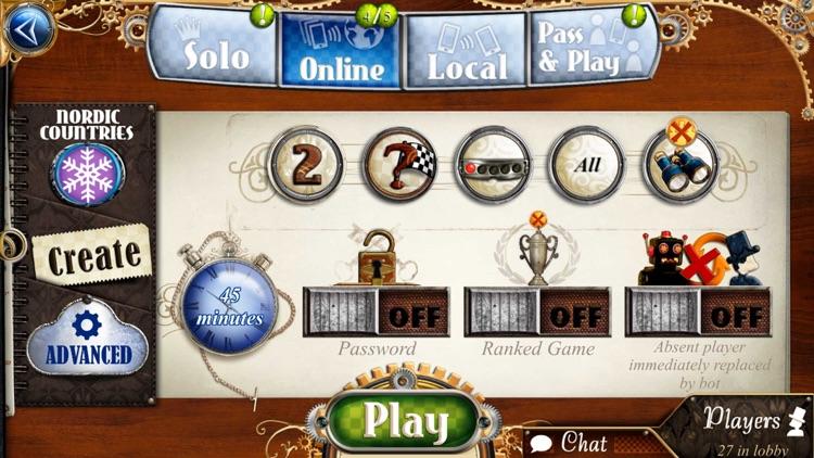 Ticket to Ride Pocket screenshot-3