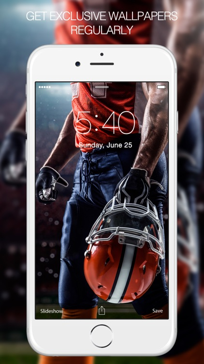 American Football Wallpapers & Backgrounds